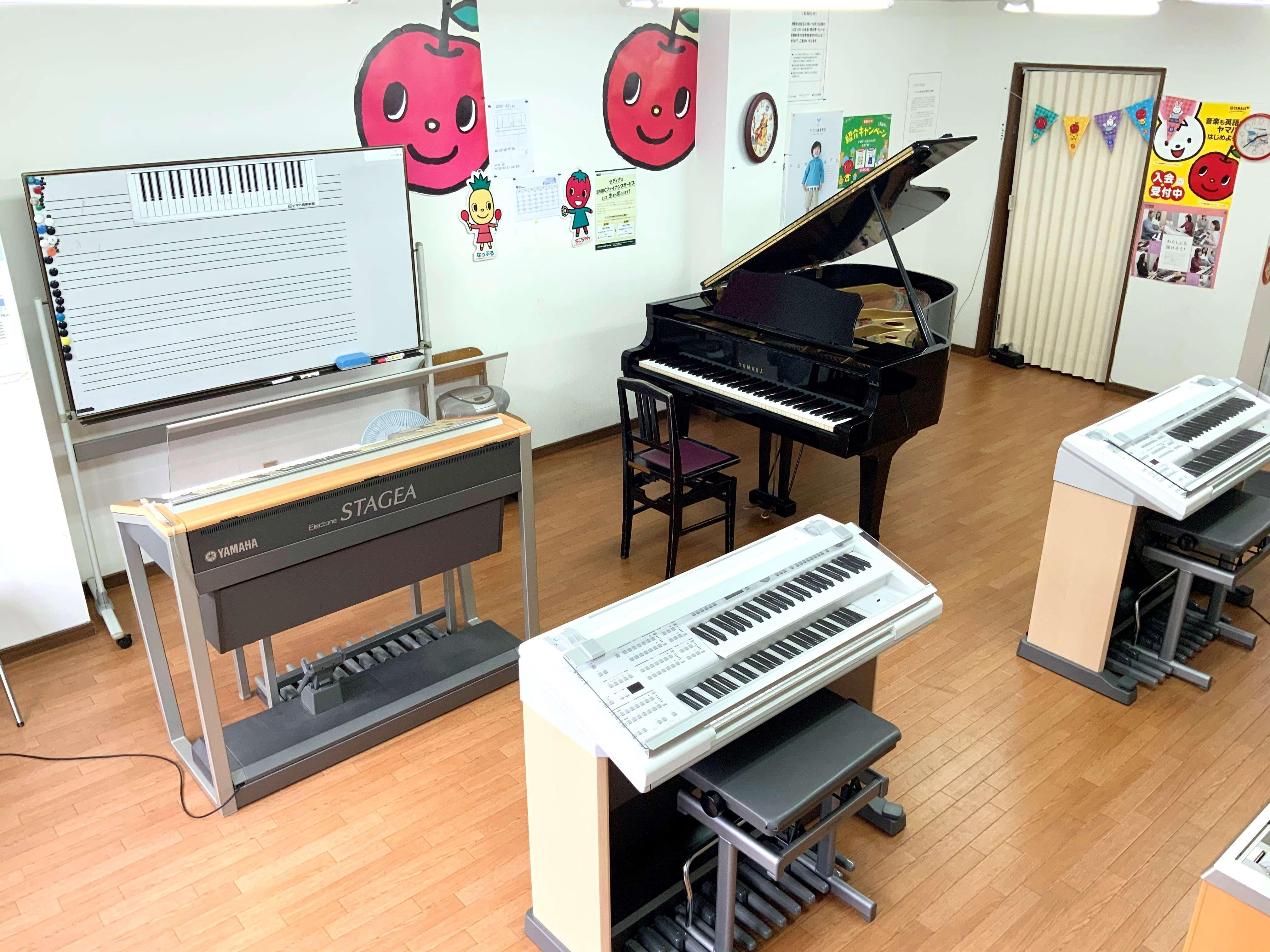 穂積教室2F
